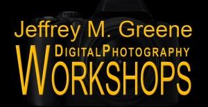 JMG Workshops logo DSLR